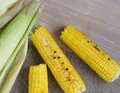 Grilled Corn Royalty Free Stock Photography - 61313207