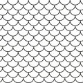 Roof Tile Geometric Seamless Pattern Stock Images - 61342674