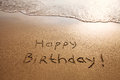 Happy Birthday Royalty Free Stock Images - 61374359
