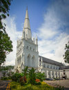 St Andrew S Cathedral, Singapore Royalty Free Stock Photos - 61391768
