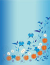 Spring Flowers Background Stock Photos - 6140653