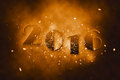 2016 Happy New Year Royalty Free Stock Photo - 61444065