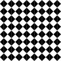Vector Modern Seamless Geometry Pattern Checkered, Black And White Abstract Stock Photo - 61474000