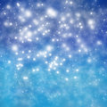 Blue Christmas Background Royalty Free Stock Images - 61477999