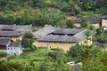 Fujian Tulou In Yongding Country Royalty Free Stock Photography - 61499477