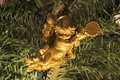 Christmas Tree Angel Ornament Stock Image - 6157281