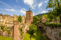 Heidelberg Castle Stock Images - 61562794