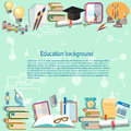 Education Background Back To School University College Stock Photography - 61577862