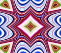 Colour Pattern Tile Pattern Background 26 Stock Photography - 6162142