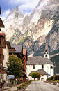 Dolomites Alps, Tirol, Italy Royalty Free Stock Photo - 61619895