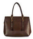 Brown Leather Handbag Royalty Free Stock Image - 61675456