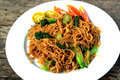 Fried Noodles Stock Image - 61676391