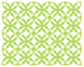 Leaf Motif With Cirlce Royalty Free Stock Photos - 6179908