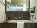 Bathroom Royalty Free Stock Image - 61757866
