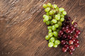 Red And Green Grapes Royalty Free Stock Photos - 61784448