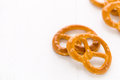 Pretzel Snack Background Stock Images - 61787924