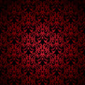 Floral Gothic Red Stock Image - 6197431