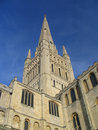 Norwich Cathedral Spire Royalty Free Stock Image - 620306