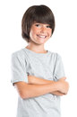 Cute Boy Smiling Royalty Free Stock Photo - 62031405
