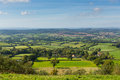 Blackdown Hills East Devon Countryside View From East Hill Near Ottery St Mary Stock Photography - 62042632