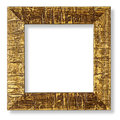 Gold Picture Frame Stock Photo - 62063160