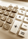 Calculator Royalty Free Stock Photography - 6217027