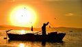 Fishing Profession Stock Images - 62111014