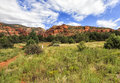 View Of Bear Mountain Trail - Oski Approach In Sedona, Arizona, USA Stock Photo - 62150830