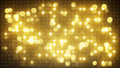 Gold Light Disco Wall Abstract Background Stock Photography - 62171492
