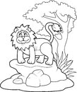 Funny Toy Lion Stock Image - 62197021