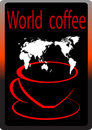 World Coffee Stock Image - 6223591