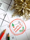 Santa Is Coming Royalty Free Stock Images - 6223789