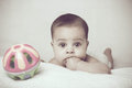 Baby And Toy Stock Images - 62201964