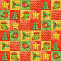 Watercolor Christmas Background. Stock Image - 62261571