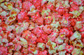 Pink Kettle Popcorn Royalty Free Stock Photography - 62267647