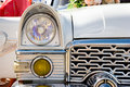 Front Of Old Car Stock Images - 6236824