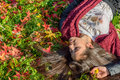 Autumn Portait, Lovely Girl Royalty Free Stock Images - 62308959