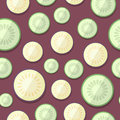 Set Of Vegetables Patterns In A Flat Style - Squash And Zucchini Stock Image - 62309141