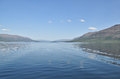 Mountain Lake On A Clear Morning. Stock Image - 62315721