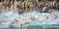 Local Open Waters Swimming Competition Stock Photos - 62326763