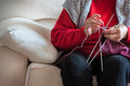 Knitting Royalty Free Stock Photo - 62343125