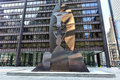 Picasso Sculpture In Chicago Stock Photo - 62478930