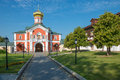 Gate Church Of St Philip Royalty Free Stock Image - 62481206