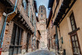 Cathedral Basilica Of Saint Cecilia, In Albi, France Stock Images - 62484574