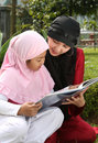 Muslim Mother And Child Stock Photography - 6250692
