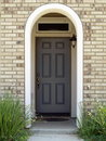 Front Door Stock Image - 6251931