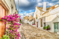 The Trulli Houses Of Alberobello In Apulia In Italy Royalty Free Stock Image - 62528686