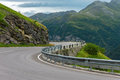 Road Turn In Mountains Stock Photo - 62561280