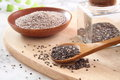 Chia Seeds Royalty Free Stock Image - 62587186
