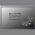 Elegant Vector Lettering In Abstract Style With Place For Text. Perfect For Invitations, Greeting Cards, Save The Date. Royalty Free Stock Images - 62596639